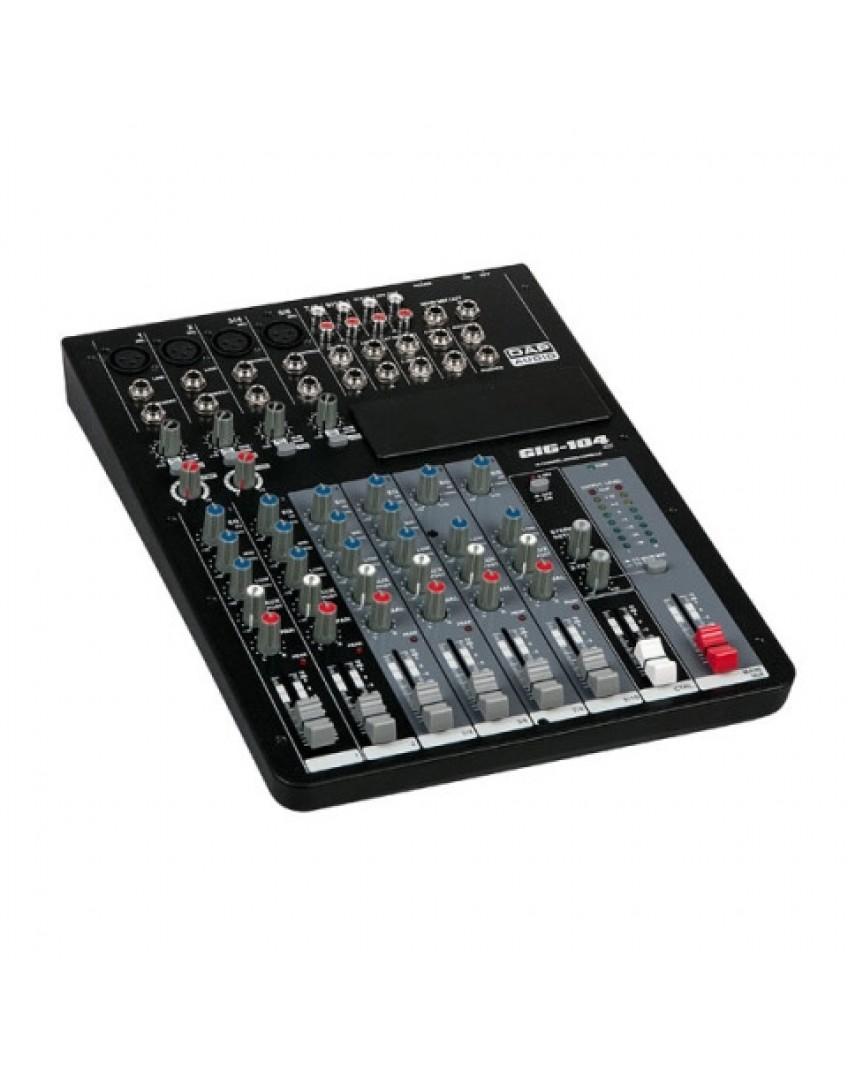 DAP-Audio GIG-104C Mikšerinis pultas