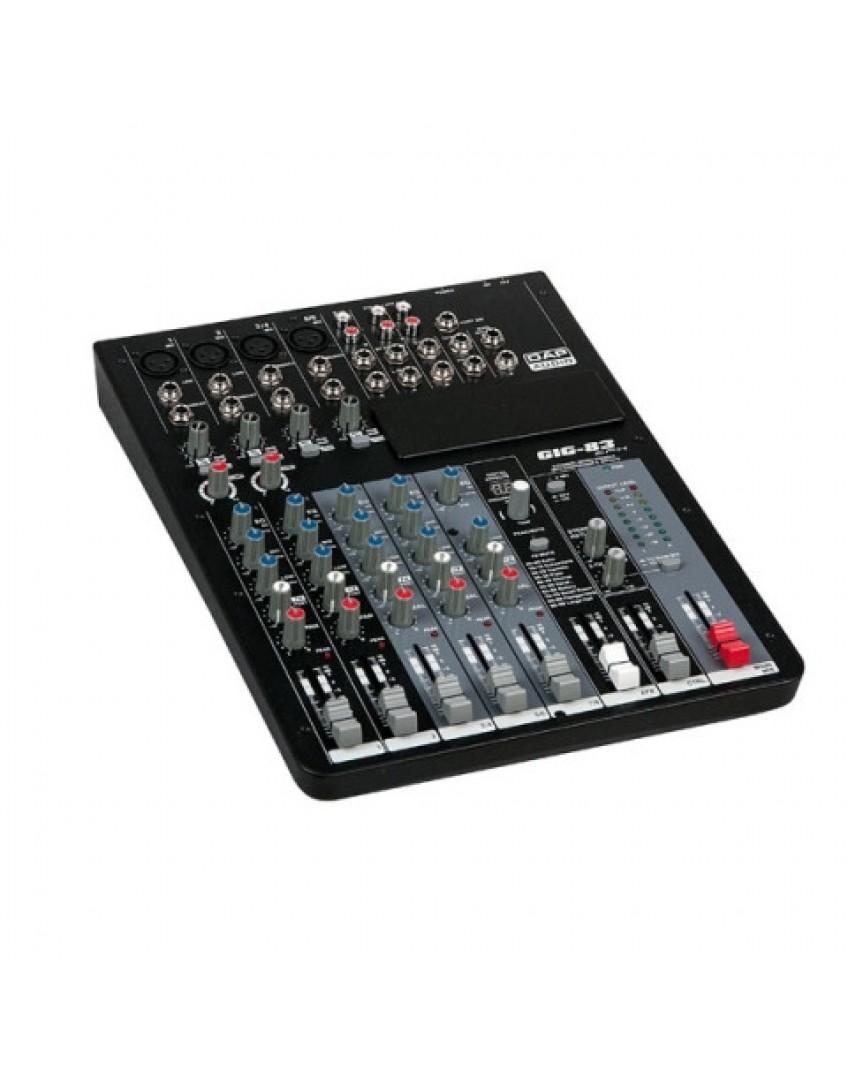 DAP-Audio GIG-83CFX Mikšerinis pultas