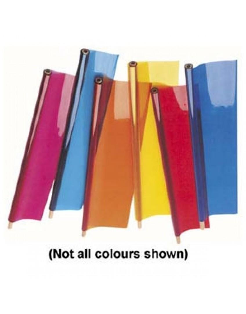 SHOWTEC COLOR SHEET Šviesos filtro lakštas (Geltonas)